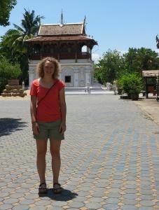 Naomi in Thailand
