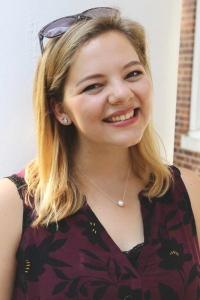 Rachel Edgren portrait